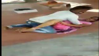 Telugu Couple Sex In Public Caught Live