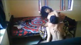 Telugu College Couple Sex Caught On Hidden Cam