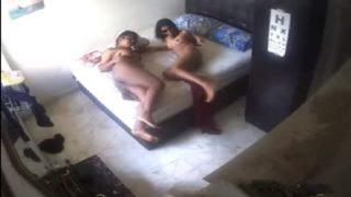 Hyderabad akka chelli lesbian sex in hidden camera