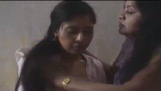 Telugu lesbian auntylu dengu video