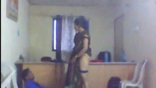 Hyderabad college teacher staff tho office sex