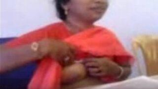 Andhra school teacher student sex video