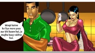 Savita bhabhi sex comics episode 3
